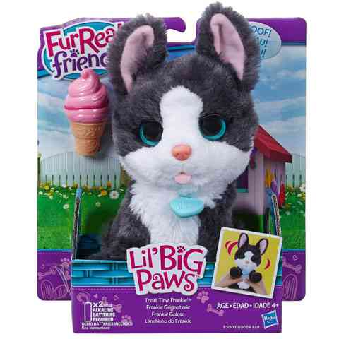 FurReal Friends: Frankie interaktív plüss - Hasbro