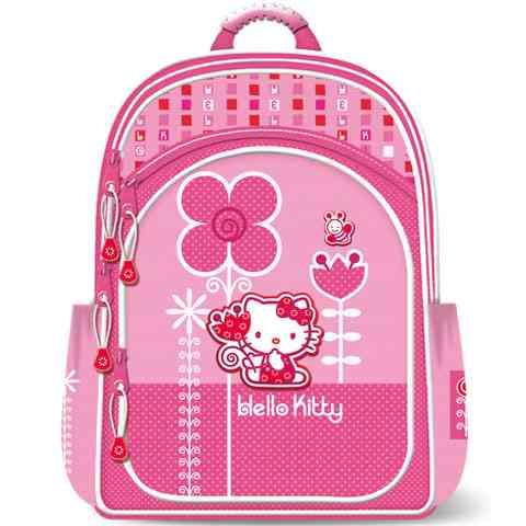 c95d33aecd64 Hello Kitty iskolatáska hátizsák sok rekesszel vásárlás a Játékshopban