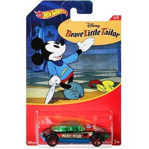 6397221012 Hot Wheels Disney Avant Garde kisautó 1/64 - Mattel vásárlás a ...