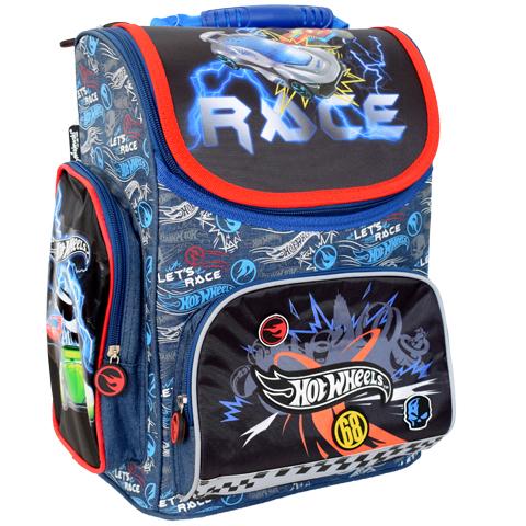 591b4fc0f05b Hot Wheels - Let's Race ergonomikus iskolatáska, hátizsák vásárlás a ...