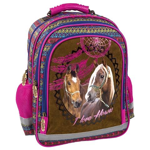 ab16227411a7 I Love Horses Lovas iskolatáska hátizsák vásárlás a Játékshopban