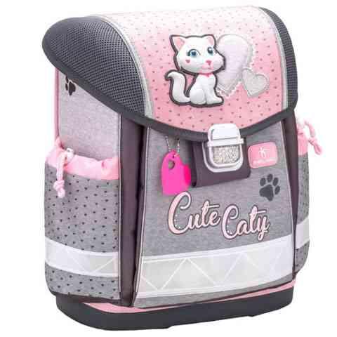 118e9cc686a3 Belmil Classy Cute Caty ergonomikus iskolatáska, hátizsák 36x32x19cm ...