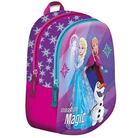 dfb05055fa4b Jégvarázs Magic lila ovis hátizsák vásárlás a Játékshopban