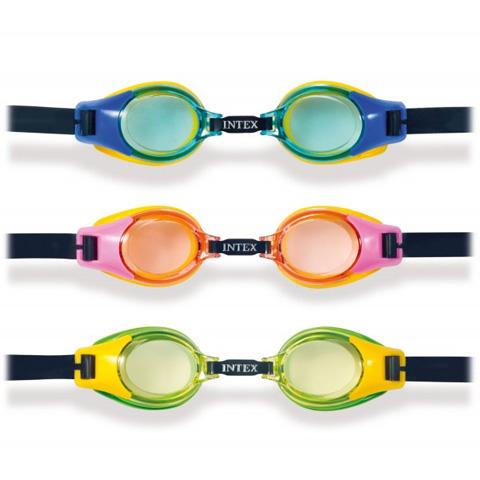 Junior gyermek úszószemüveg 3 változatban - Intex vásárlás a ... 77e7ec3c63