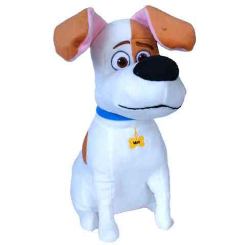 A kis kedvencek titkos élete Max 35cm-es plüss figura vásárlás a ... 8aa82f6565