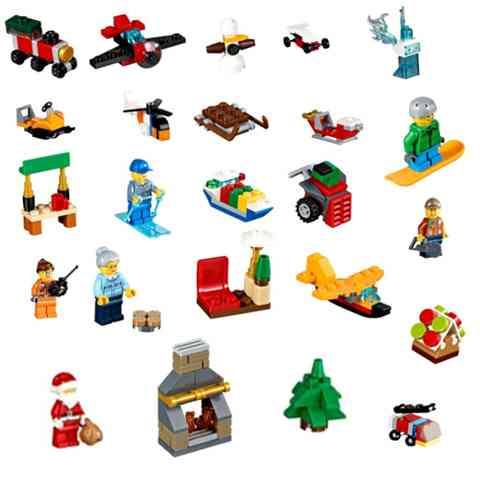 lego city adventi naptár LEGO City Adventi naptár (60155) vásárlás a Játékshopban lego city adventi naptár