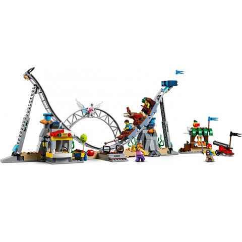 LEGO® Creator Kalózos hullámvasút (31084) vásárlás a Játékshopban 1a2718364a