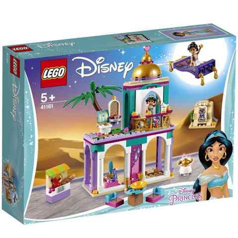 21b83ab7ea LEGO® Disney hercegnők: Aladdin és Jázmin kalandjai a palotában (41161)