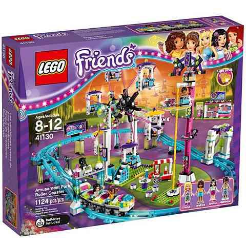 LEGO® Friends: Vidámparki hullámvasút (41130)