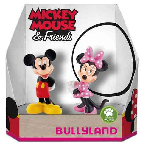 7bb8a330a9 Minnie és Mickey egér 2db-os figura szett - Bullyland vásárlás a ...