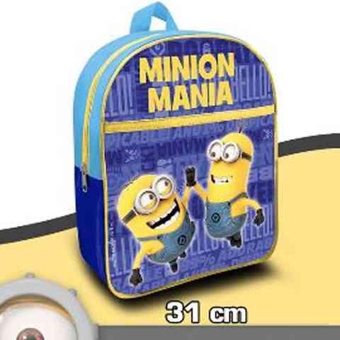 Minyonok junior hátizsák 31cm vásárlás a Játékshopban 07cc049100