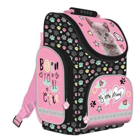 b33f06b63de0 My Little Friend Cicás ergonomikus iskolatáska hátizsák vásárlás a ...