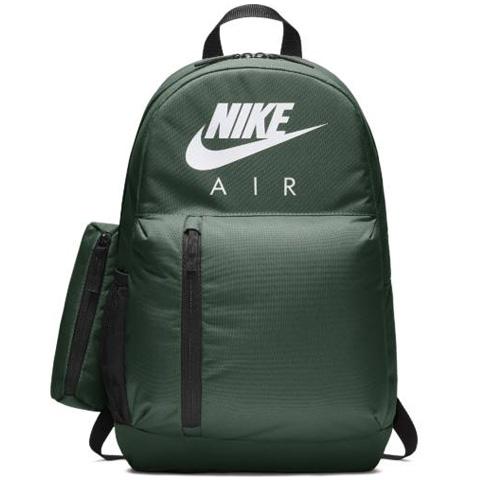 c70b7b5169 Nike Air iskolatáska, hátizsák zöld színben 33x45x17cm vásárlás a ...