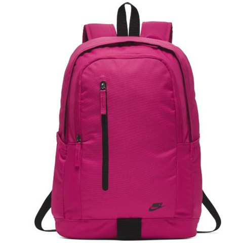 93cfc5765a3e Nike All Access Soleday iskolatáska, hátizsák pink színben 36x46x18cm