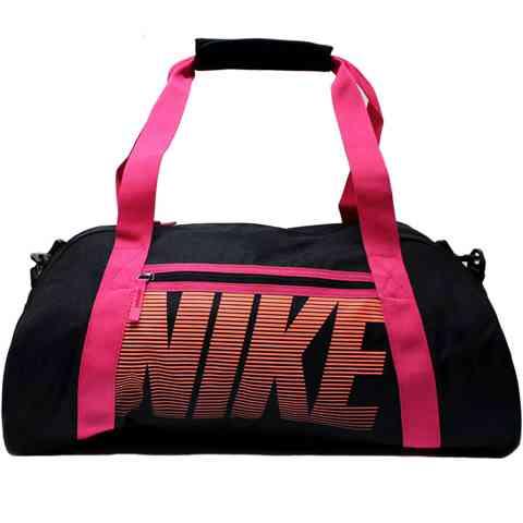 Nike GYM Club női sporttáska fekete-pink színben vásárlás a Játékshopban 491b3805c7