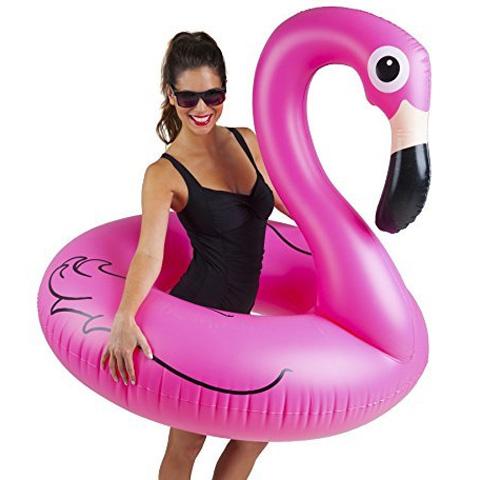 Óriás flamingó felfújható úszógumi 119x121x108cm vásárlás a Játékshopban d35e2f9801