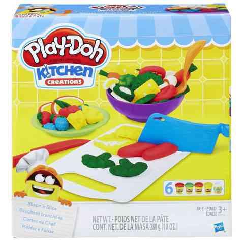 109c8a05e1 Play-Doh Kitchen Creations: Konyhai eszközök és szervírozó szett - Hasbro
