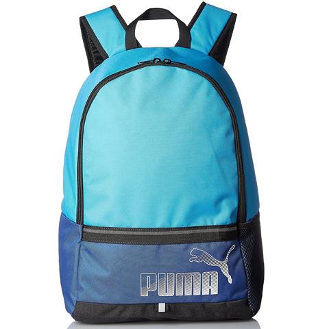 5f3fc2630398 Puma egyrekeszes iskolatáska, hátizsák kék színben vásárlás a ...