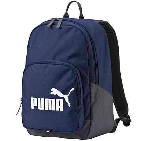 Puma New Navy iskolatáska hátizsák sötétkék színben vásárlás a ... c0066f811f