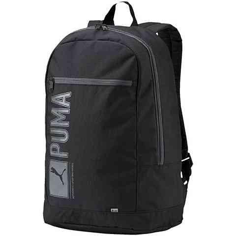 Puma Pioneer fekete iskolatáska hátizsák vásárlás a Játékshopban ab8936b59c