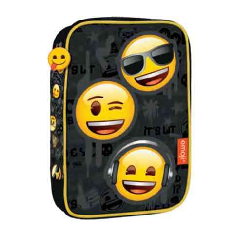 73eeb467c4b7 Emoji kihajtható töltött tolltartó vásárlás a Játékshopban
