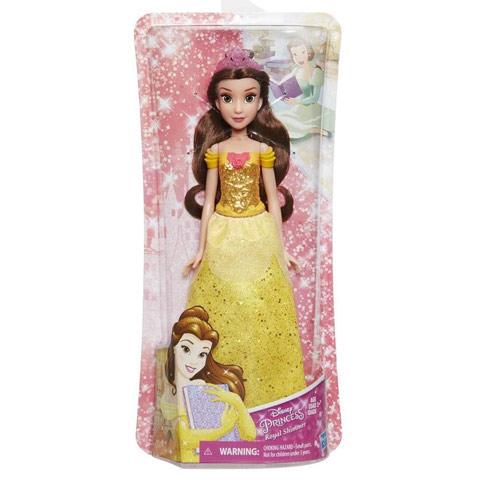 Disney Hercegnők Ragyogó Belle baba 28cm - Hasbro vásárlás a ... a08aae04d6