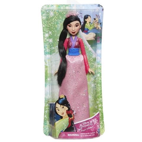 c2dfdd56d8 Disney Hercegnők Ragyogó Mulan baba 28cm - Hasbro vásárlás a ...