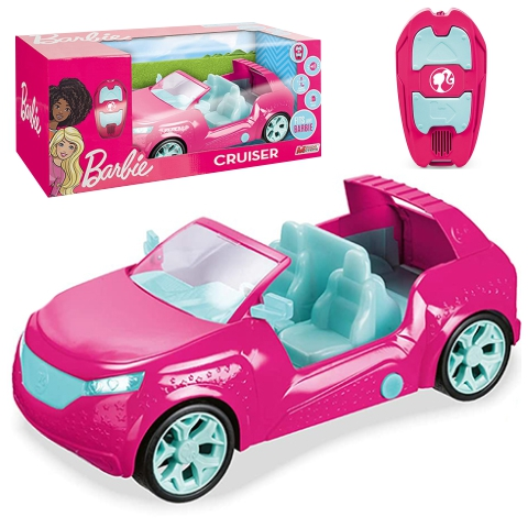Rc Barbie Cruiser Taviranyitos Auto Fennyel Es Hanggal 45cm Mondo Motors Vasarlas A Jatekshopban