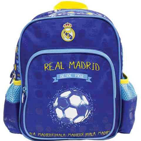 Real Madrid ovis hátizsák kék-sárga vásárlás a Játékshopban a221c192bd