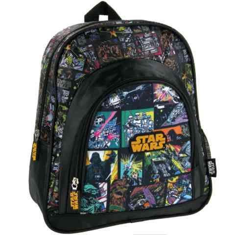 d5ed7adf72da Star Wars közepes ovis hátizsák - Derform vásárlás a Játékshopban