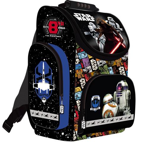 Star Wars Ébredő Erő ergonomikus iskolatáska vásárlás a Játékshopban e3c574156b