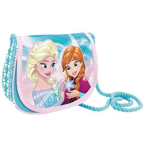 Jégvarázs Elza és Anna kis méretű oldaltáska vásárlás a Játékshopban 170f3b0146
