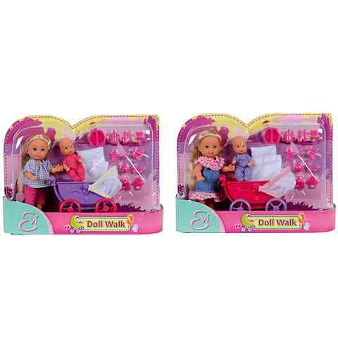 2ed6214b73b8 Steffi Love Évi baba babakocsival - Simba Toys vásárlás a Játékshopban