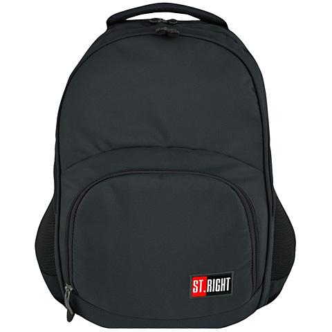 42aeb04caf91 St.Right Gray iskolatáska hátizsák 17' vásárlás a Játékshopban