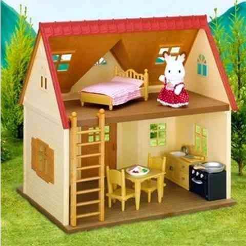 7998d0e64009 Sylvanian Families Kezdő ház szett vásárlás a Játékshopban