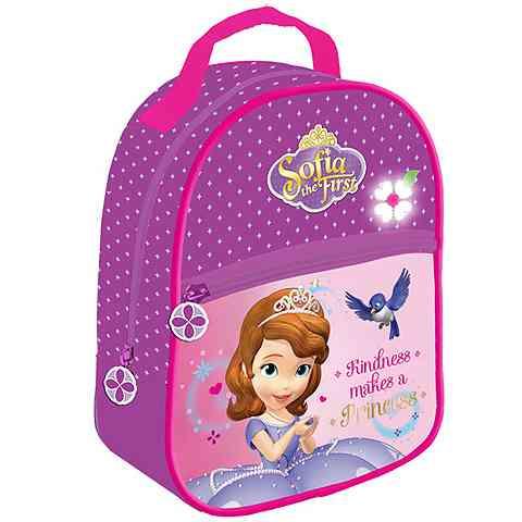 5be825f26a63 Szófia Hercegnő lila ovis hátizsák vásárlás a Játékshopban