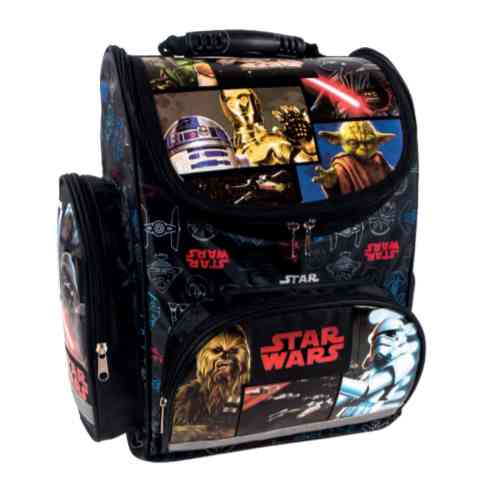 f29a849a3f0f Star Wars ergonomikus iskolatáska, hátizsák vásárlás a Játékshopban