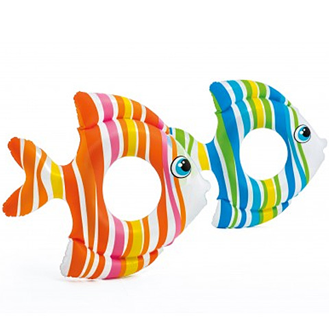 Trópusi hal felfújható úszóöv 2 változatban - Intex vásárlás a ... 1971bfc249