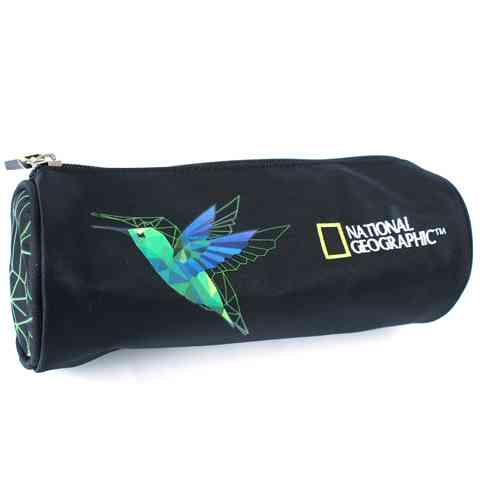 83140a82647f National Geographic kolibri hengeres tolltartó zöld-fekete színben ...