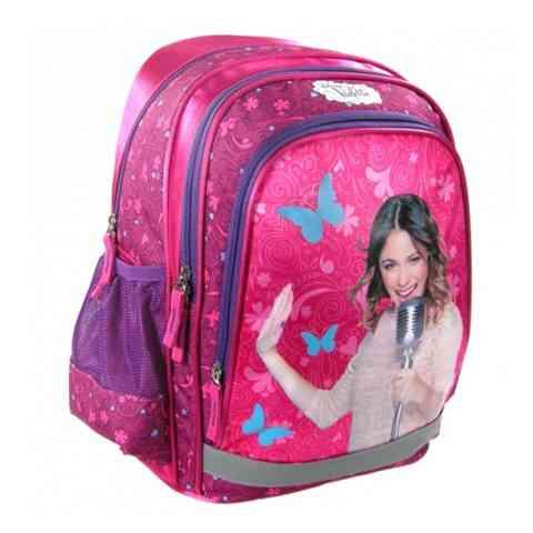 6250b915fd11 Violetta iskolatáska hátizsák pillangó mintázattal vásárlás a ...