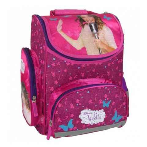 15732b1d62d9 Violetta ergonómikus iskolatáska hátizsák pillangó mintázattal ...