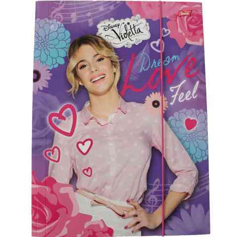 Violetta gumis mappa A 4 vásárlás a Játékshopban 1b53412667