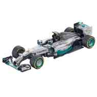 "Carrera Evolution: Mercedes-Benz W05 Hybrid ""N.Rosberg"" No.:06 pályaautó"