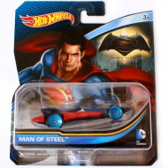 Hot Wheels DC Universe: Man Of Steel kisautó 1/64 - Mattel