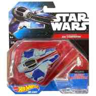 Hot Wheels Star Wars: Jedi Star Fighter Obi-Wan Kenobi űrhajó - Mattel