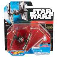 Hot Wheels Star Wars: TIE Fighter Első Rend Különleges Erők űrhajó - Mattel
