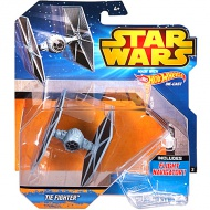 Hot Wheels: Star Wars TIE Fighter csillaghajó - Mattel