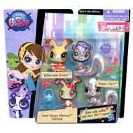 Littlest Pet Shop: Buttercream Sunday és Pepper Clark divatdiktátor kisállat pár - Hasbro