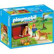 Playmobil: Béci és a retrieverpajtik (6134)