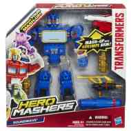 Transformers: Hero Mashers Soundwave figura - Hasbro